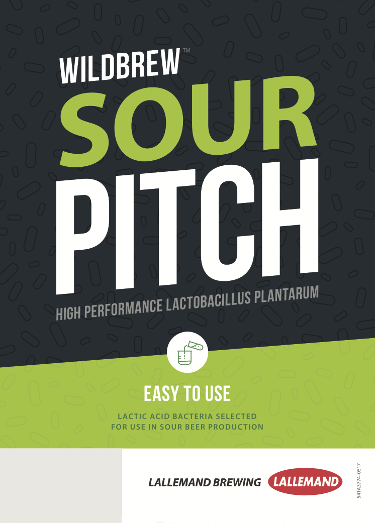 Wild Brew Sour Pitch LAllemand